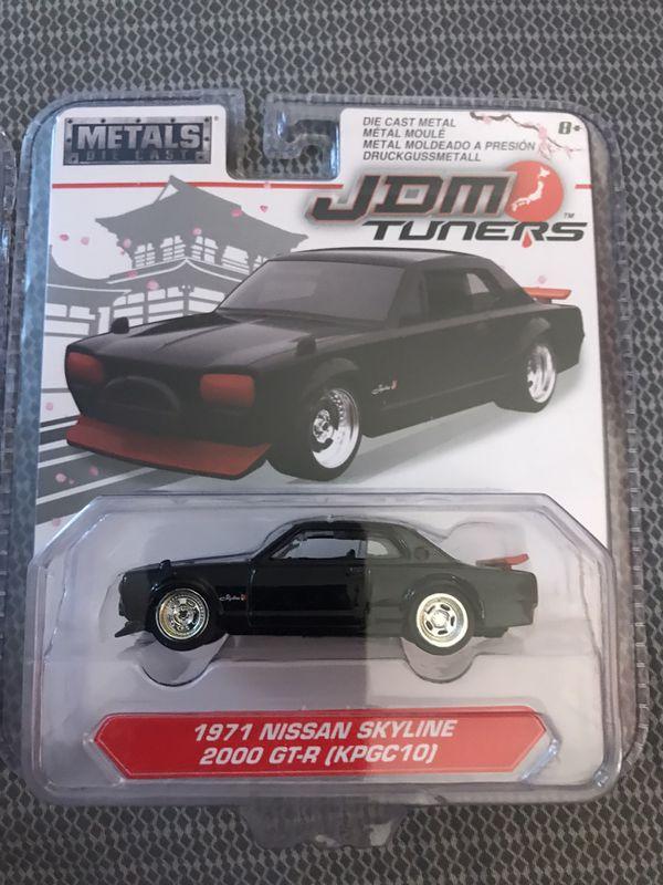 JDM Tuners Nissan Skyline 2000 GT-R