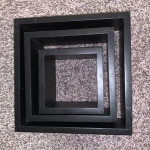 black square wall shelves for Sale in Bothell, WA