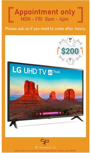 "TV - LG UHD Smart TV 49"" / 49UK6300PUE for Sale in Pomona, CA"