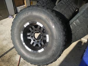 F250 tires and rims for Sale in Dunedin, FL
