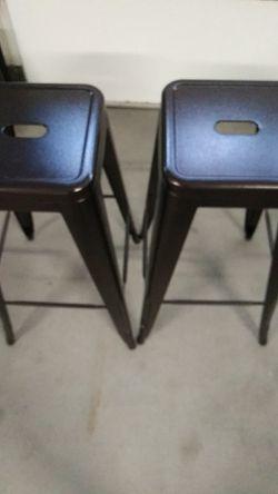 30 inch bar stools--pair for Sale in Mesa,  AZ