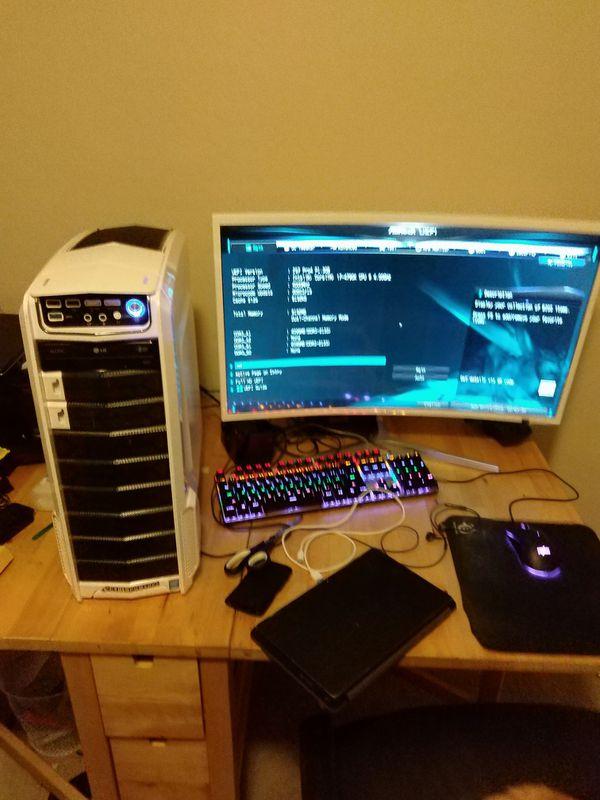 CyberpowerPC i7-4790k 4.0ghz , 2133MHZ 8gb Ram, GTX 970, SSD