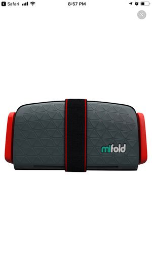 Mifold booster seat like new for Sale in Atlanta, GA