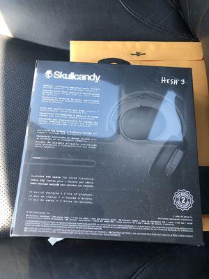 SkullCandy Hesh 3 Wireless Headphones for Sale in San Marcos, CA