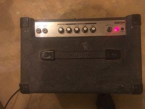 Kustom kba 16 bass guitar amplifier for Sale in Washington, DC