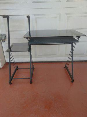 Glass Computer Desk for Sale in Monterey Park, CA