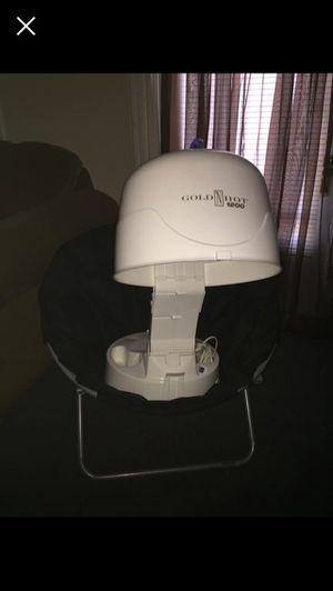 Gold n hot helmet dryer for Sale in Fitzgerald, GA