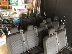 Free - Ford Transit Seats for Sale in North Chesterfield, VA