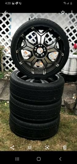 "20"" Rims for Sale in Seattle,  WA"