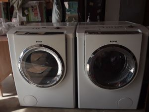 Bosh washer and dryer for Sale in Montclair, CA