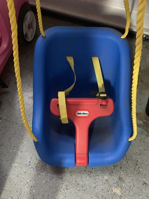 Little Tikes Swing for Sale in Villa Park, CA