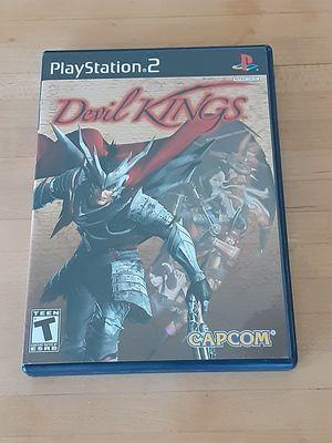 Devil Kings PS2 for Sale in Pompano Beach, FL