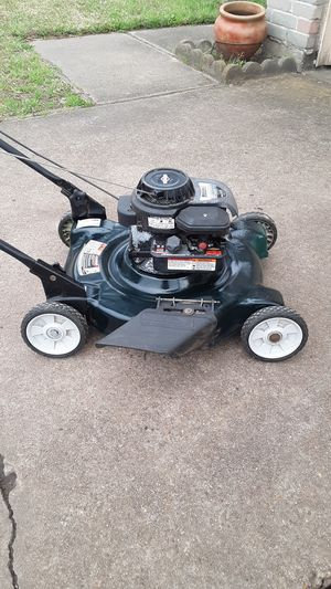New And Used Lawn Mower For Sale In Katy Tx Offerup