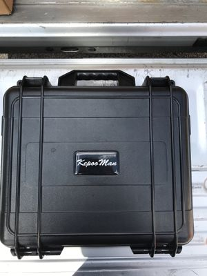 Drone hard case box for Sale in Fort Lauderdale, FL