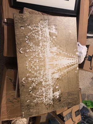 Oliver Gal chandelier painting for Sale in Rockville, MD