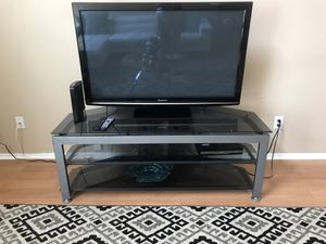 Modern TV stand Great condition for Sale in Los Angeles, CA