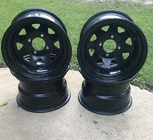 Golf cart wheels for Sale in Alexandria, LA