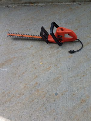 Craftsman Hedge Trimmer for Sale in Cheyenne, WY