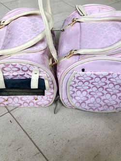 Airline Approved Pink Pet Dog Carrier Purse for Sale in San Diego,  CA