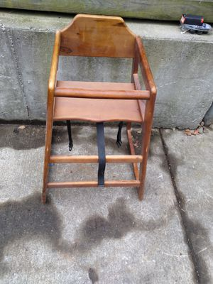 Restaurant high chair 1ftx27 for Sale in Binghamton, NY
