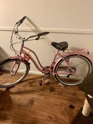 """Schwinn Women's Lulu 26"""" Cruiser Bike w/lock for Sale in Phoenix, AZ"""
