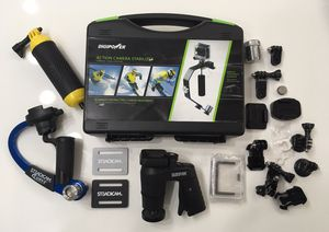 Go Pro/Action Camera Mounts + Accessories Bundle for Sale in Palm Beach Gardens, FL