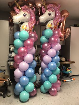 Balloon columns for Sale in Riverside, CA
