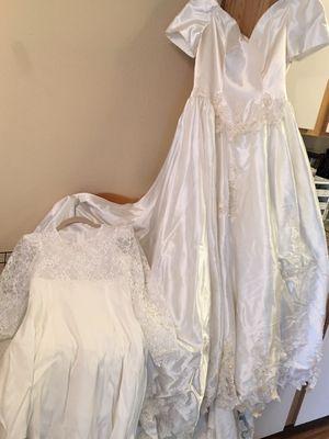 Wedding dress, flower girl dress for Sale in Kent, WA