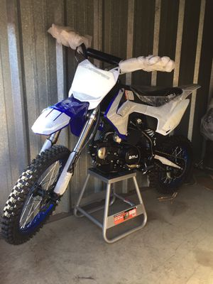 Brand New 125cc Dirt Bike for Sale in Fresno, CA