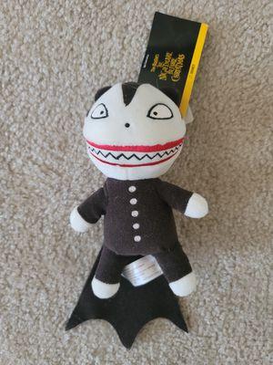 Nightmare before Christmas vampire doll plush Disneyland exclusive for Sale in Bellevue, WA
