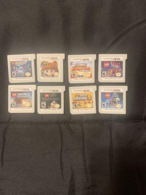 Nintendo 3ds games for Sale in Lakeland, FL