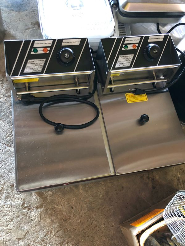 Commercial Electric Frier