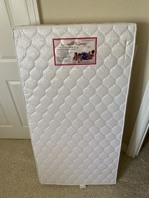 Cradletyme baby & toddler mattress (NEW) for Sale in Sacramento, CA