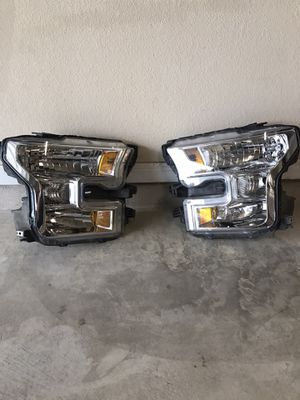 2017 Ford F-150 Factory Headlights for Sale in Georgetown, TX