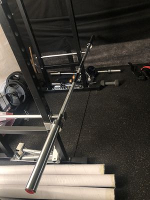 Olympic Barbell NEW 7ft 45 lbs for Sale in Los Angeles, CA