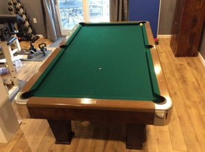 Antique Genuine Professional Pool Table for Sale in Springfield, VA