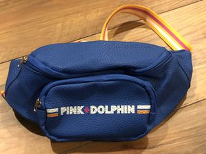 Pink Dolphin waist bag for Sale in Los Angeles, CA