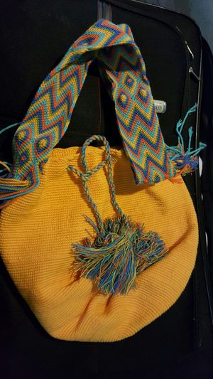 Hand made Colombian purse for Sale in Bladensburg, MD