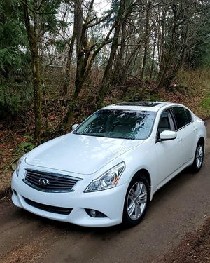 Infiniti G 37 Limited AWD for Sale in Portland, OR
