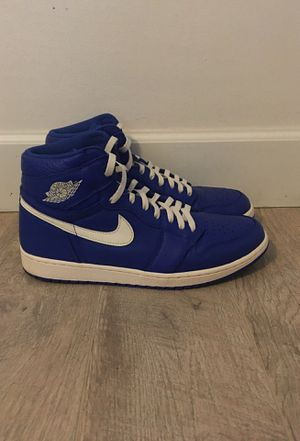 "Air Jordan 1 High OG ""hyper royals"" size:13 for Sale in Seminole, FL"