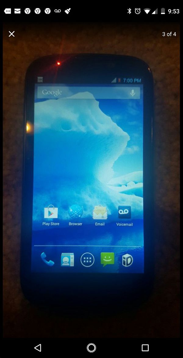 Boost Mobile ZTE N861 for Sale in Tulsa, OK - OfferUp