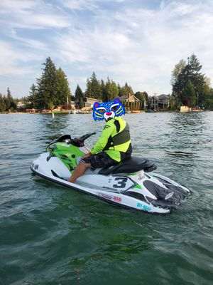 Pair of Jet Skis w/ Trailer for Sale in Puyallup, WA
