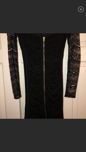 Black body hugging dress for Sale in Bakersfield, CA
