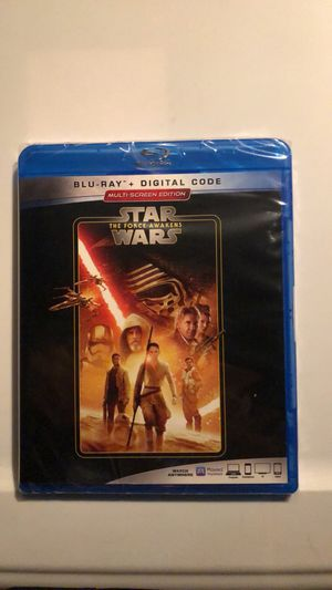 Star Wars Blu Ray Movies‼️ for Sale in Ontario, CA
