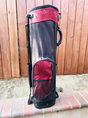 Golden Bear Golf Club Bag. Missing Shoulder Strap for Sale in Ontario, CA