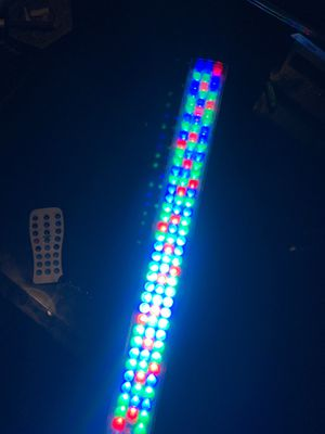 Dj equipment / Mega Bar 50RGB for Sale in Sacramento, CA