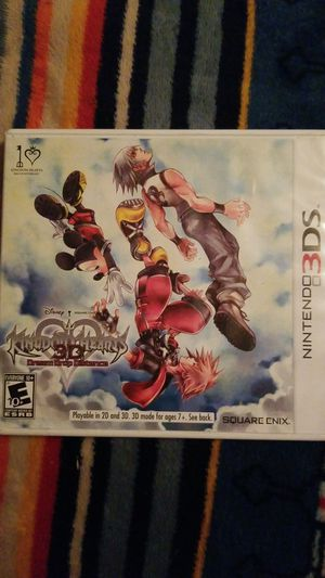 Kingdom Hearts 3D Dream Drop Distance for Sale in Grove City, OH