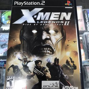 X-men Legend 2 Ps2 $25 Gamehogs 11am-7pm for Sale in Commerce, CA