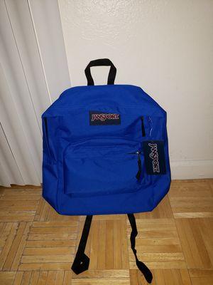 Blue Jansport Backpack for Sale in Las Vegas, NV