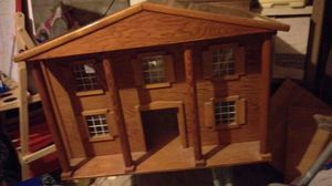 Antique doll house one of a kind for Sale in Spartanburg, SC